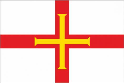 Флаг Гернси