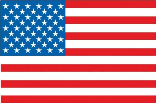 Флаг Соединенных Штатов Америки (США)