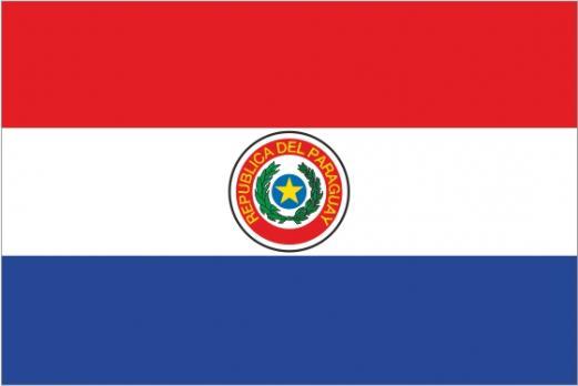 Флаг Парагвая