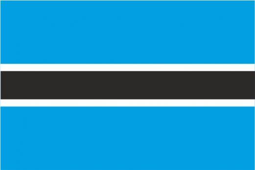 Флаг Ботсваны