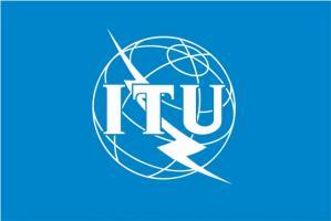 Флаг организации Международный союз электросвязи