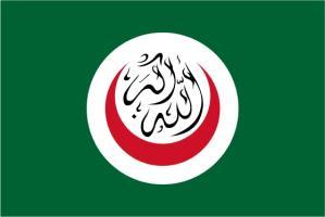 Флаг организации Исламское сотрудничество