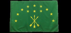 Флаг Республики Адыгея