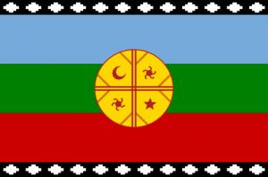 Флаг Арауканов