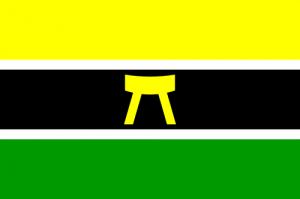 Флаг Ашанти