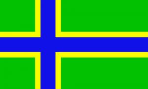 Флаг Вепсов (Флаг Вепсской национальной волости)