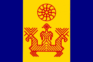 Флаг Ижорцев
