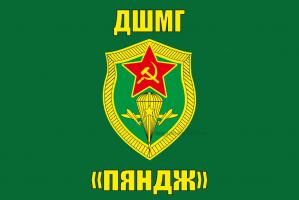 "Флаг ДШМГ ""Пяндж"""