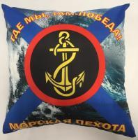 Подушка морская пехота