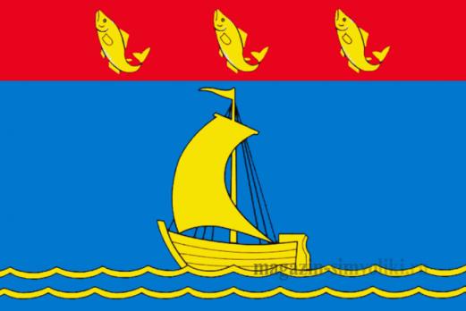 Флаг Пионерского  (Калининградская область)