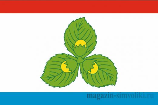 Флаг Краснознаменска (Калининградская область)