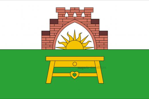 Флаг Нестерово (Калининградская область)