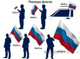 Флаг ВДВ 25 ОВДБР