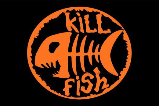 Флаг  Килл Фиш(Kill Fish)