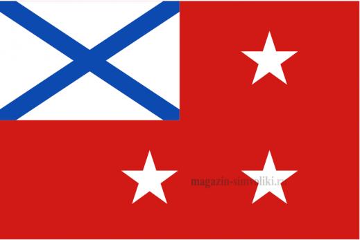 Флаг ВМФ Флаг командующего флотом