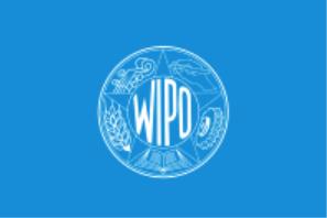 Флаг Всемирной организации охраны интеллектуальной собственности(WIPO)