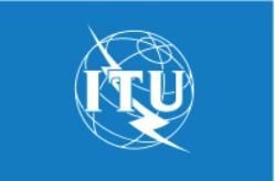 Флаг Международного союза электросвязи (МСЭ)