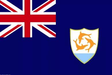 Флаг Ангуилла (Ангилья)