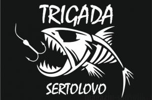 Флаг  TRIGADA Sertolovo