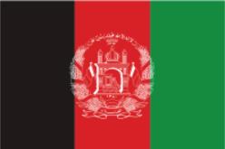 Флаг Афганистана (2004 г.)