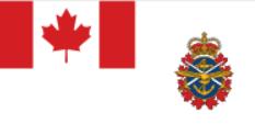 Флаг Вооруженных сил Канады