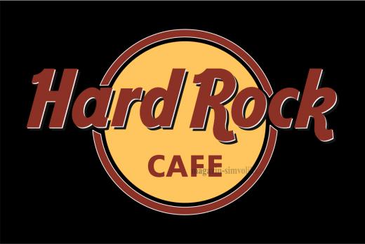 Флаг Hard Rock CAFE