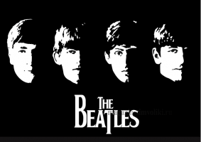 Флаг группы The Beatles