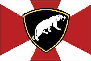 Флаг  ВВ МВД ОДОН МВД