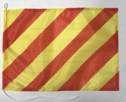 Флаг сигнала Y, Ы Yankee, Янки