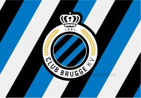 Флаг ФК Брюге