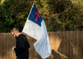 Христианский флаг