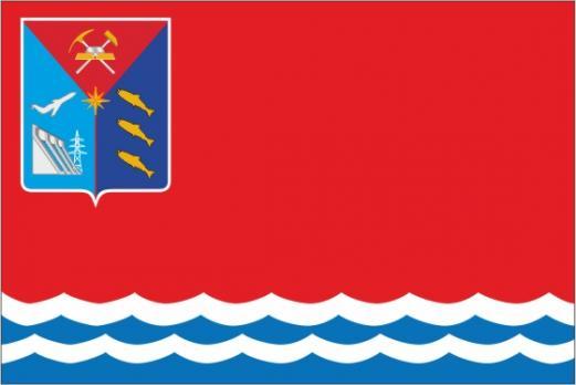 Флаг Магаданской области