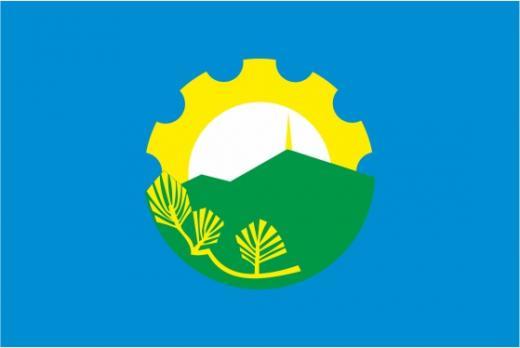 Флаг Арсеньева(Приморский край)