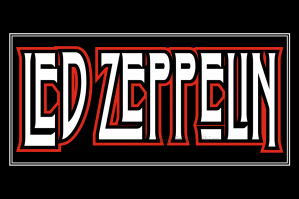 Флаг группы Led Zeppelin