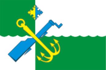 Флаг Подпорожского муниципального района Ленинградской области