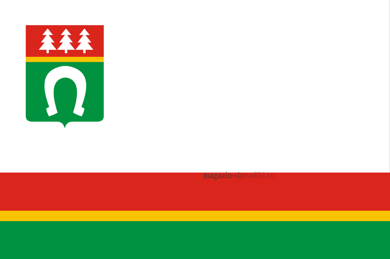 Флаг Тосненского муниципального района Ленинградской области