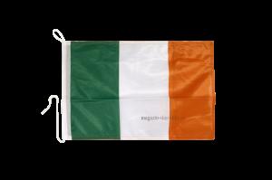 Флаг Ирландии на яхту