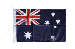 Флаг Австралии на яхту