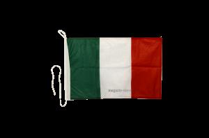 Флаг Италии на яхту