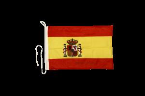 Флаг Испании на яхту