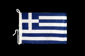Флаг Греции на яхту