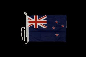 Флаг Новой Зеландии на яхту