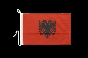Флаг Албании на яхту