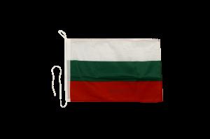 Флаг Болгарии на яхту