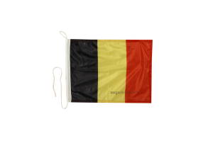Флаг Бельгии на яхту