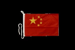Флаг Китая на яхту