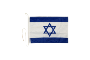 Флаг Израиля на яхту