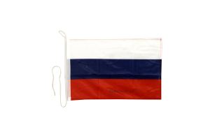 Флаг России на яхту