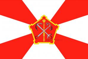 Флаг Западного военного округа