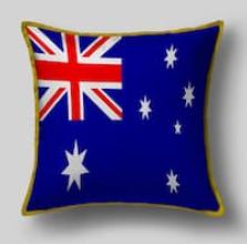 Подушка с флагом Австралии